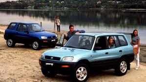 toyota rav4 convertible for sale tflcar s five steps to modern baby crossovers 1 1995