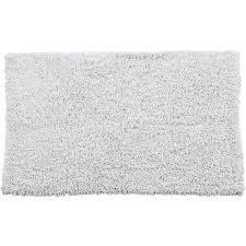 Bamboo Bathroom Rug Bamboo Bath Rug 120x180 White The One Furniture Dubai