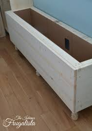 Under Window Bench Seat Storage Diy by A Custom Diy Window Seat And Bookcase In The Master Bedroom The