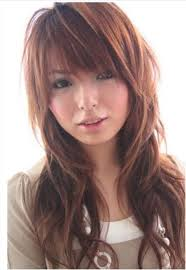 short shag haircuts for oblong face long hairstyles for round faces with bangs wat do u think