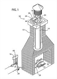 fireplace damper control chimney fireplace flue lever covers