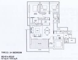 st regis residences singapore floor plan skyline residences sg proptalk