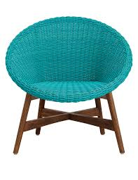 capri chair turquoise m u0026s