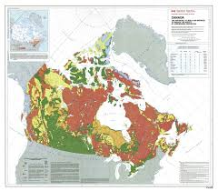 North America Precipitation Map by Cspi Soil Map Acid Rain