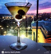 extra dry martini extra dirty martini in washington dc stock photo royalty free