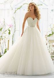 white wedding dress collections of white and copper colors used together in