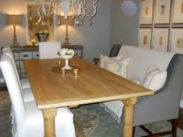 Curved Bench With Back Home Design Endearing Curved Dining Bench With Back Upholstered