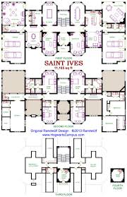 Castle Style Floor Plans by 601 Best Modem House Plan Images On Pinterest Architecture