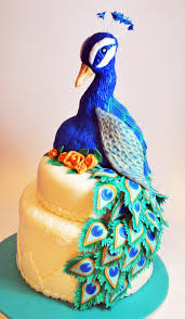 Peacock Decorations by Peacock Cakes U2013 Decoration Ideas Little Birthday Cakes