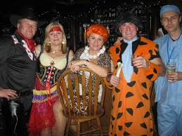lots of halloween costume parties and fall activities throughout