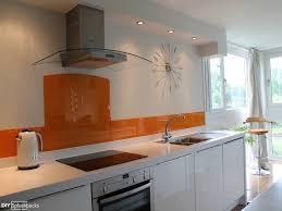 kitchen splashback ideas uk orange and yellow glass splashbacks