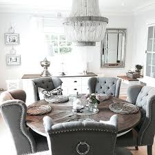 Grey Rustic Dining Table Dining Table Rustic Dining Rooms Table Grey Room Wood Wooden