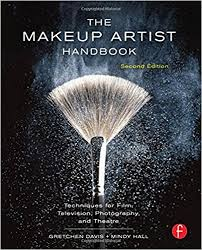 books for makeup artists the makeup artist handbook techniques for television