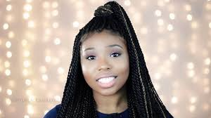 single plaits hairstyles box braids on white people single braids with extensions youtube