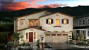 Spanish Homes by Residence One Floor Plan In Vista Bella At Glen Loma Ranch
