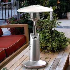 Table Patio Heaters Table Patio Heaters Keep Seated Guests Comfortable With A Tabletop