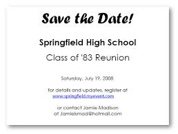 high school class reunion invitations class reunion announcements sles class reunion announcements