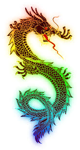 free vector graphic dragon tattoo chinese colorful free