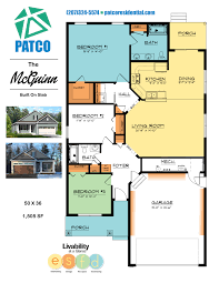 How Does Floor Plan Financing Work by Patco Maine And New Hampshire Custom Homebuilder