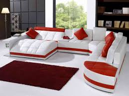 Cheap White Leather Sectional Sofa White Leather Sectional Sofa Set With Unique Chaise Lounge And