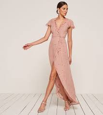 pink dresses these reformation millennial pink dresses are so popular whowhatwear
