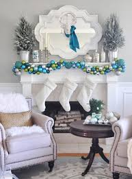 Christmas Home Decoration Ideas 261 Best White Christmas Images On Pinterest Christmas Ideas