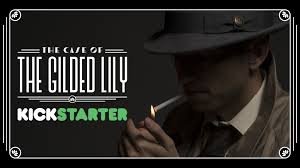 the case of the gilded lily by shipwrecked comedy u2014 kickstarter