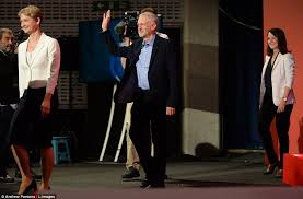 Shadow Front Bench Jeremy Corbyn Wins Labour Leadership Contest But Won U0027t Bomb Isis