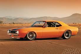 chevy 68 camaro ridetech s 1968 chevy camaro chevy magazine