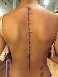 spine quote back let your faith be bigger than