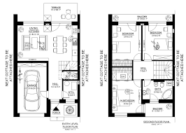 modern style house plan 3 beds 1 50 baths 1000 sq ft plan 538 1