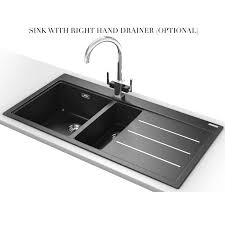 Onyx Sink Franke Mythos Fusion Dp Mtf 651 100 Fragranite Onyx Sink And Tap