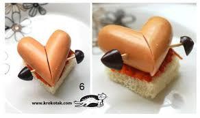 cuisine amour tuto toasts d amour cuisine cuisine and food