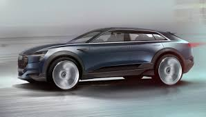 sketches of audi u0027s e tron quattro concept give us a preview of