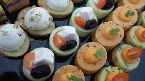 canap sal froids apéritif dinatoire réceptif tarifs et prestations buffet traiteur