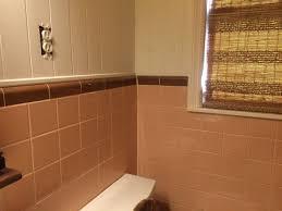 Pink Tile Bathroom Ideas Retro Pink Bathroom Ideas
