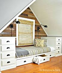 How To Make Bed Frame How To Make A Built In Bed Using Stock Kitchen Cabinets Hometalk