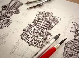 20 wonderful logo sketches to get you inspired web design ledger