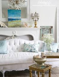 beachy shabby chic bedrooms