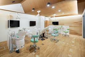 Dental Surgery Floor Plans by Gallery Of Dental Clinic With Coved Ceiling Hiroki Tominaga 4