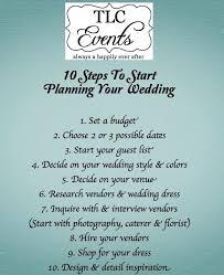 steps to planning a wedding steps of wedding planning wedding