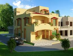 home front view design pictures in pakistan exclusive house elevations in india read on house style and plans
