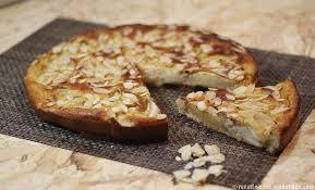 cuisine pour diabetique gâteau à la poire allégé et sans gluten
