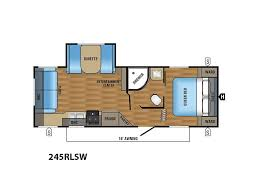 Jayco Jay Flight Floor Plans by 2018 Jayco Jay Flight Slx 245rlsw Alexandria Mn Rvtrader Com