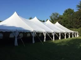 tent rental cincinnati tent rental cincinnati 40x100 pole tent a gogo rentals