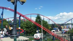 Six Flags Superman Ride 13 Jasons Ride All 13 Of Six Flags New England U0027s Coasters On
