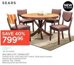 dining room table set with chairs strong sears kitchen table sets dining chairs room dj djoly sears