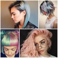 2017 trending pastel hair colors on instagram u2013 best hair color
