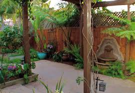 Ideas To Create Privacy In Backyard Backyard Fountains Back Yard Projects To Create An Outdoor Sanctuary