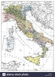 Modena Italy Map Italy Map 19th Century Stock Photos U0026 Italy Map 19th Century Stock